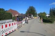 Baustelle Sörupmühle